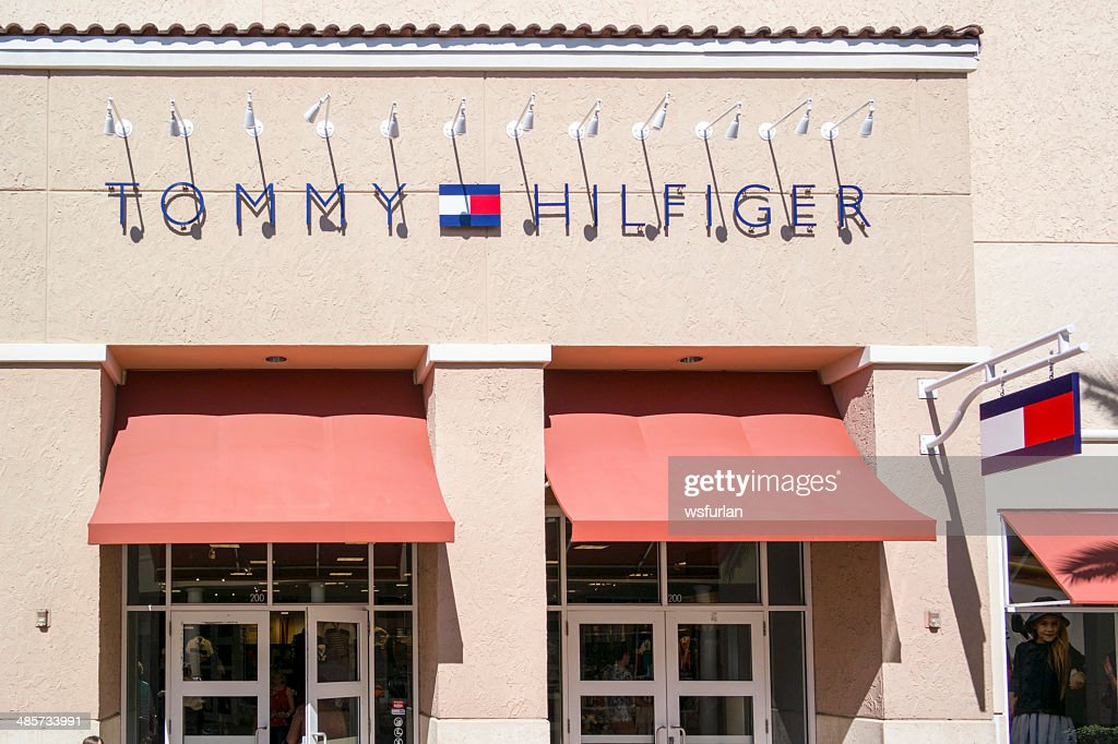 d1db0711 Tommy Hilfiger Store Stock Photo - Getty Images