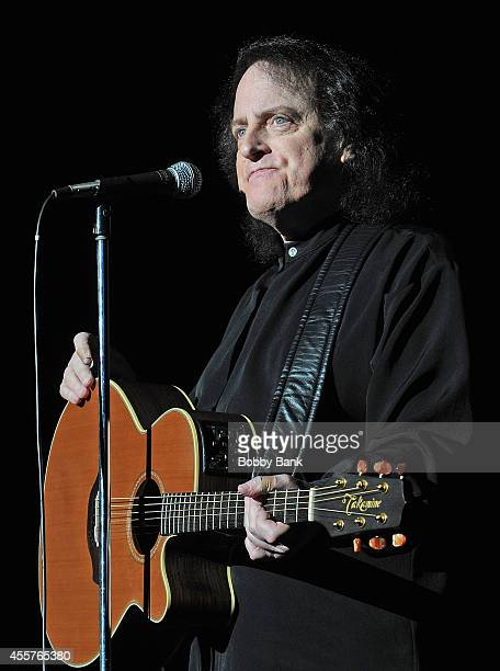 Tommy James performs at PNC Bank Arts Center on September 19 2014 in Holmdel New Jersey