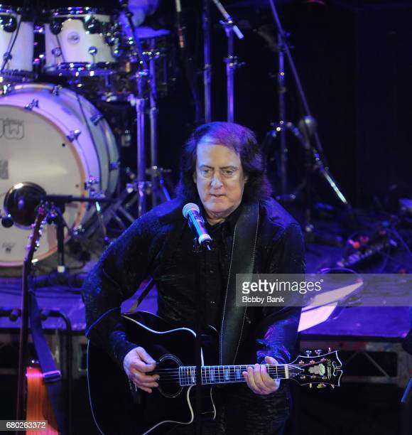 Tommy James performs at the 2017 New Jersey Hall Of Fame Induction Ceremony at Asbury Park Convention Center on May 7 2017 in Asbury Park New Jersey