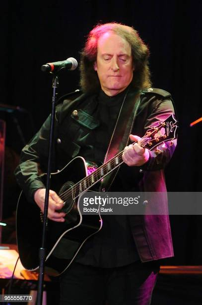 Tommy James performs at the 2018 New Jersey Hall Of Fame Induction Ceremony at Asbury Park Convention Center on May 6 2018 in Asbury Park New Jersey