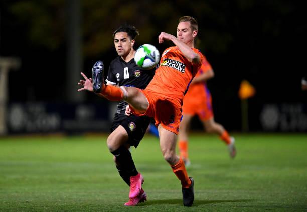 AUS: FFA Cup Rd of 32 - Lions FC v Casuarina FC