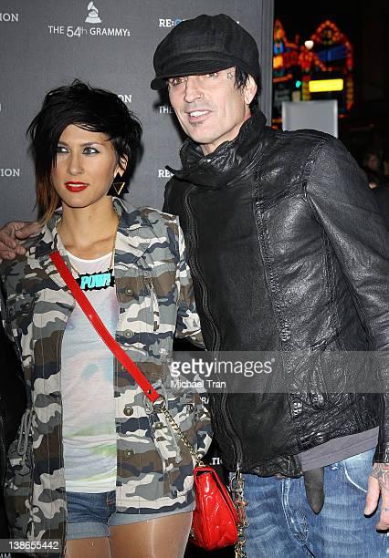 Sofia girlfriend toufa lee tommy Tommy Lee
