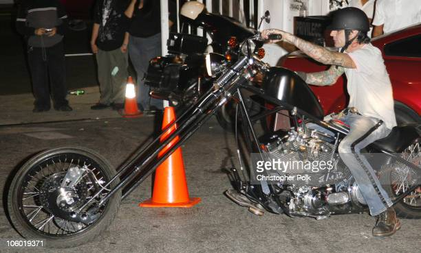 Tommy Lee during Celebrate Extreme Sports With Maxim Magazine at Maxim in Los Angeles California United States