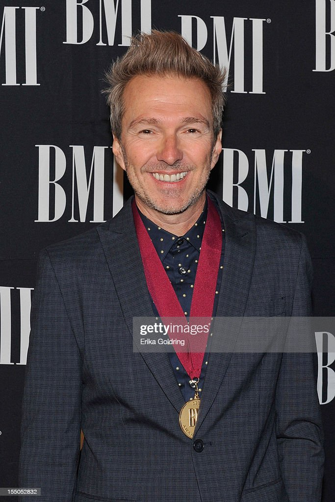 Tommy Lee James attends the 60th annual BMI Country awards at BMI on October 30, 2012 in Nashville, Tennessee.