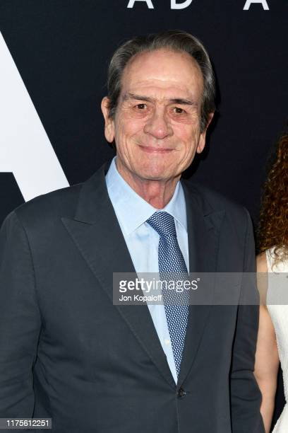 Tommy Lee Jones attends the premiere of 20th Century Fox's Ad Astra at The Cinerama Dome on September 18 2019 in Los Angeles California