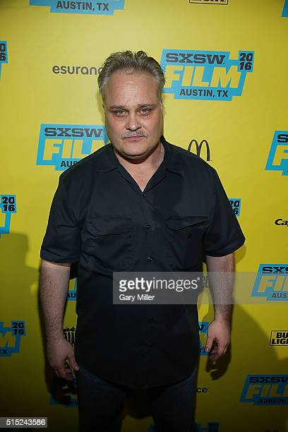 "Tommy Nohilly attends the premiere of ""In A Valley of Violence"" at the State Theater during the South by Southwest Film Festival on March 12, 2016 in..."