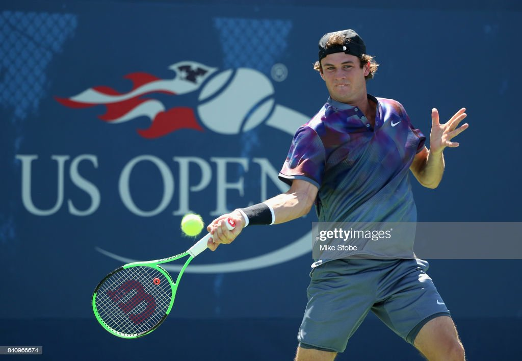 2017 US Open Tennis Championships - Day 3 : News Photo