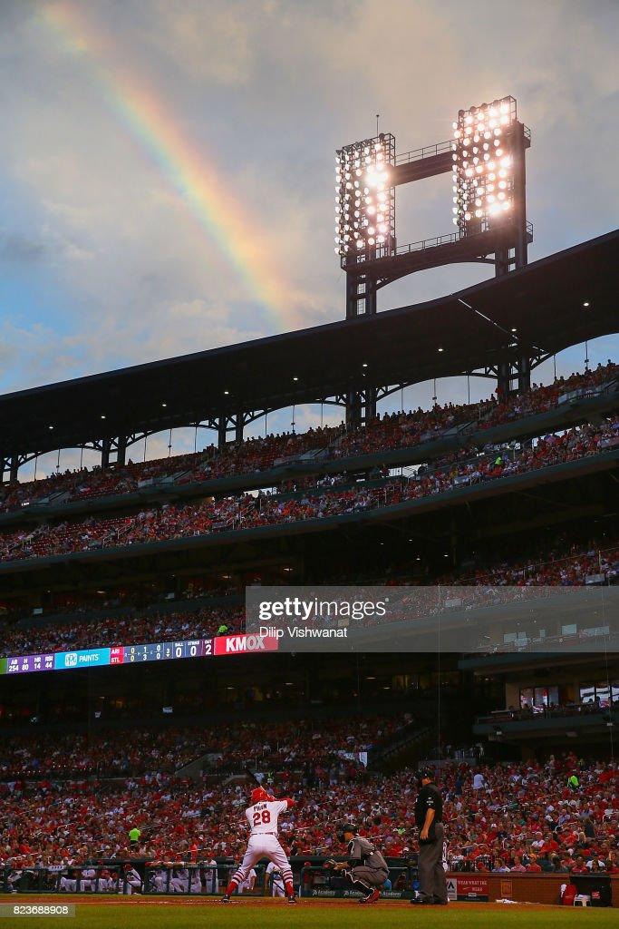 Arizona Diamondbacks v St Louis Cardinals