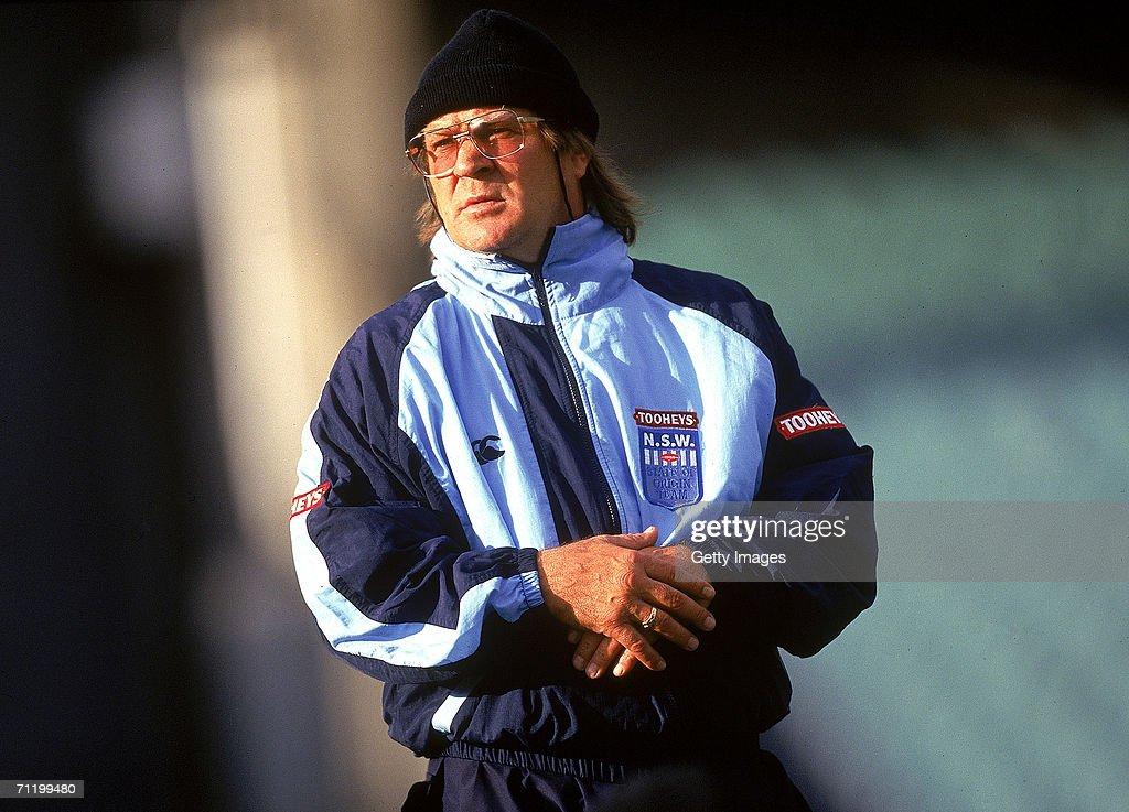 NSW Blues Origin Training : News Photo