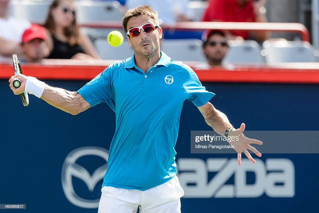 Rogers Cup Montreal - Day 1 : News Photo