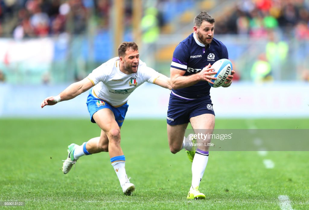 Italy v Scotland - NatWest Six Nations