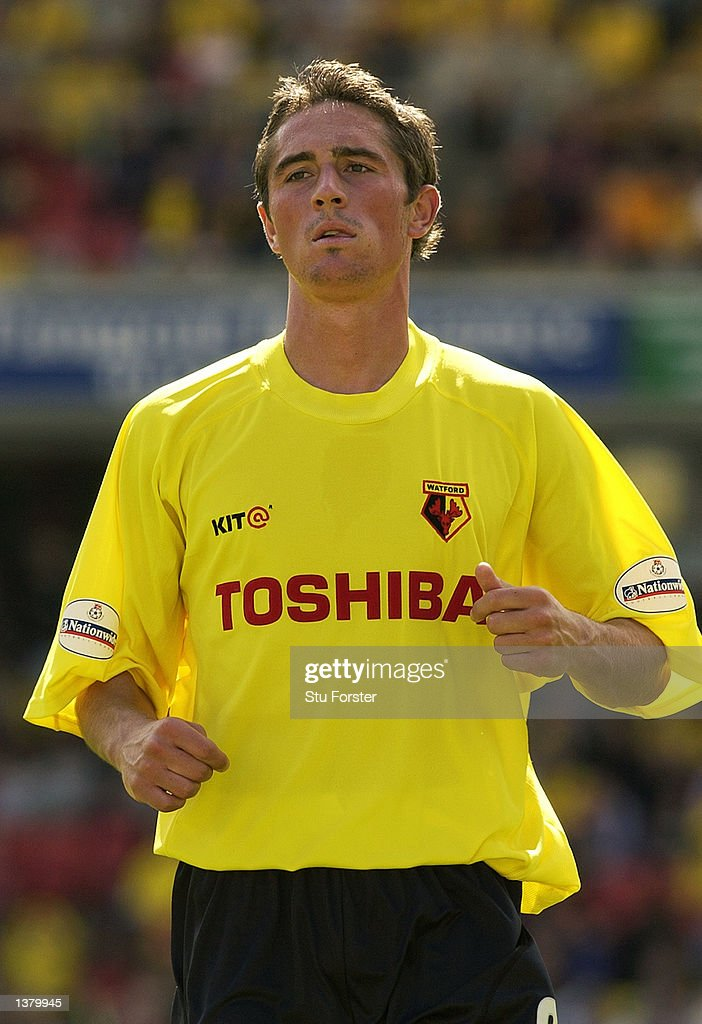 Tommy Smith of Watford during the Nationwide League Division One match between Watford and Walsall at Vicarage Road in Watford, England on September 7, 2002.