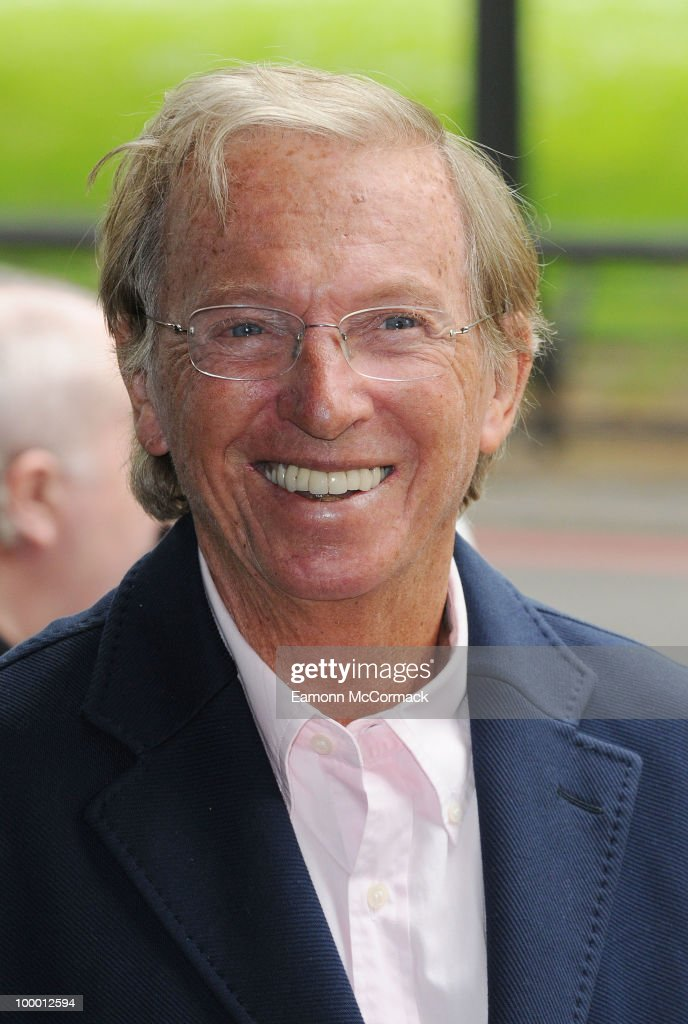 Tommy Steele attends the Ivor Novello Awards at Grosvenor House, on May 20, 2010 in London, England.