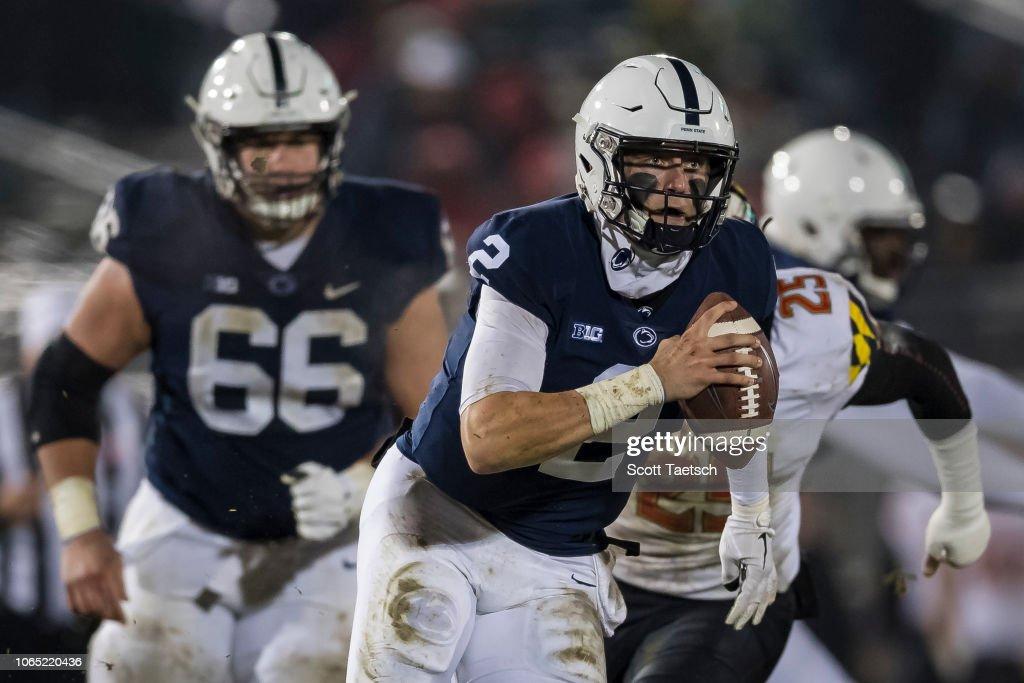 Maryland v Penn State : ニュース写真
