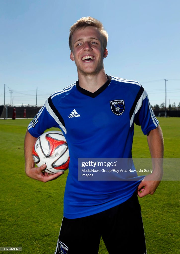 Con otras bandas Creta terminar  Tommy Thompson, the San Jose Earthquakes 19-year-old striker and the...  News Photo - Getty Images