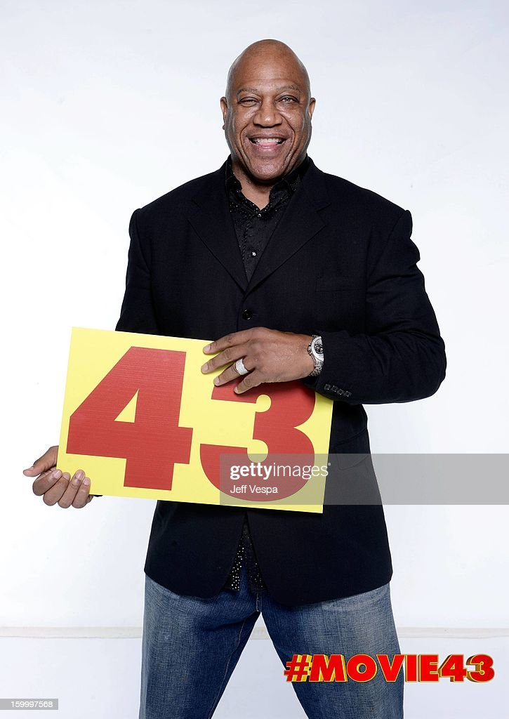 Tommy 'Tiny' Lister poses for a portrait during Relativity Media's 'Movie 43' Los Angeles premiere at TCL Chinese Theatre on January 23, 2013 in Hollywood, California.