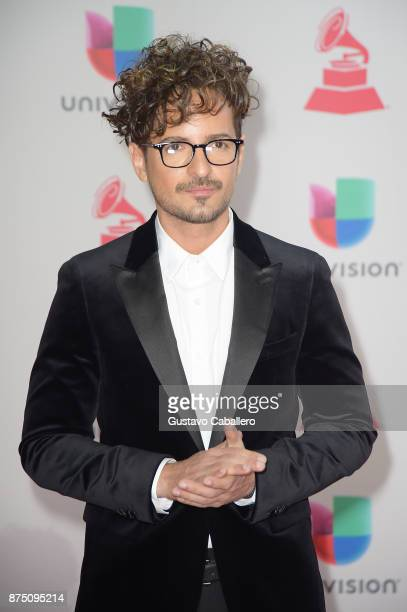 Tommy Torres attends the 18th Annual Latin Grammy Awards at MGM Grand Garden Arena on November 16 2017 in Las Vegas Nevada