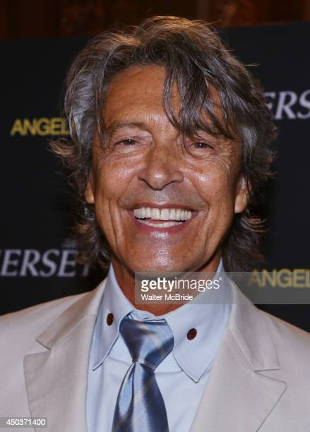 Tommy Tune attends a special New York screening reception for 'Jersey Boys' hosted by Angelo Galasso at Angelo Galasso on June 2014 in New York City