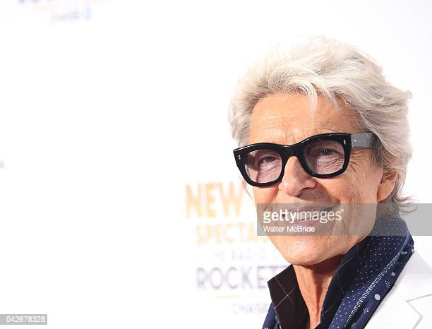 Tommy Tune attends the Opening Night performance of 'New York Spectacular' at the Radio City Music Hall on June 23 2016 in New York City