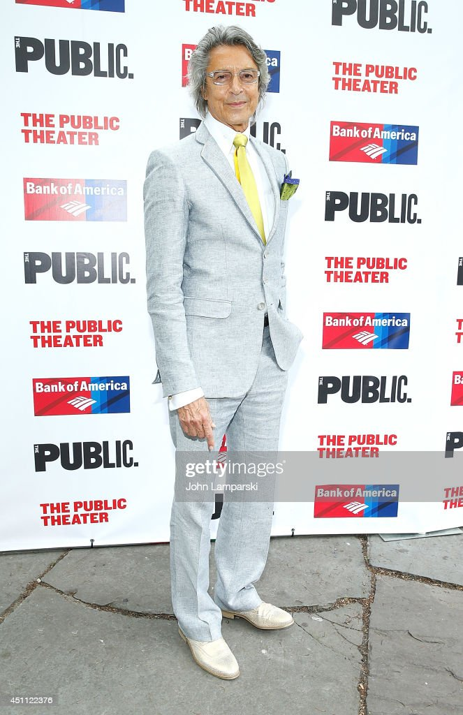 Tommy Tune attends the Public Theater's 2014 Gala celebrating 'One Thrilling Combination' on June 23, 2014 in New York, United States.