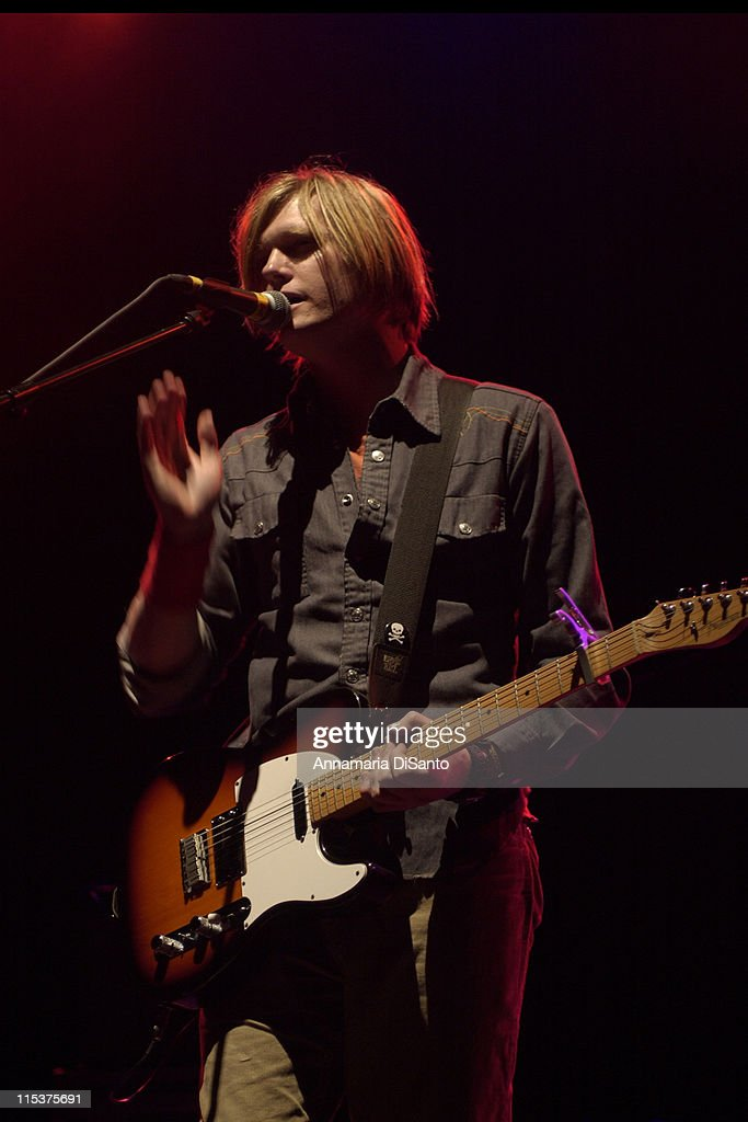 Tommy Walter Lead Vocalist Of Abandoned Pools During Abandoned Pools News Photo Getty Images