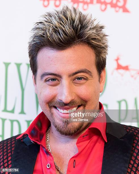 Tommy Wind arrives at the 85th Annual Hollywood Christmas Parade on November 27 2016 in Hollywood California