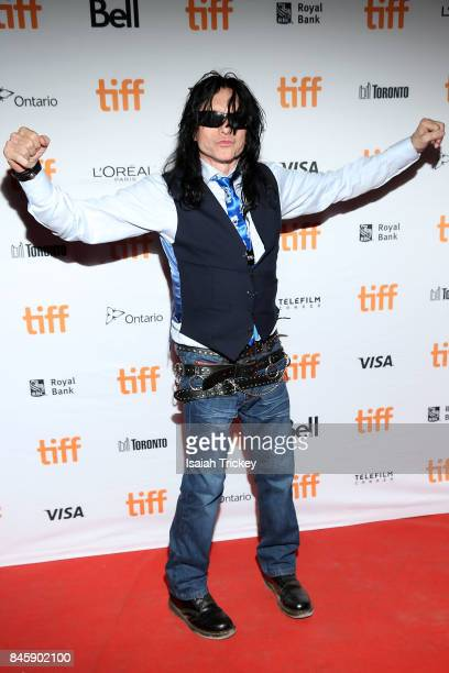 Tommy Wiseau attends 'The Disaster Artist' premiere during the 2017 Toronto International Film Festival at Ryerson Theatre on September 11 2017 in...