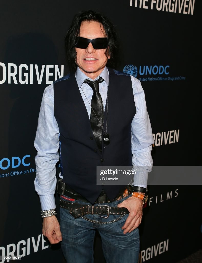 "Premiere Of Saban Films' ""The Forgiven"" - Red Carpet"