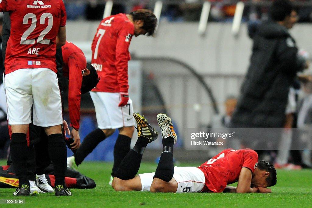 Urawa Red Diamonds v Nagoya Grampus - J.League 2014