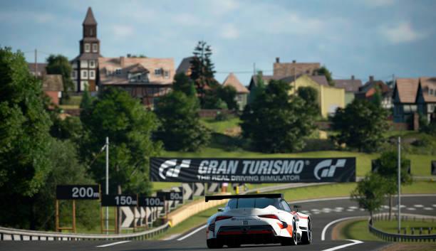 GBR: Gran Turismo World Series Showdown 2021