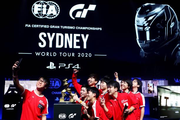AUS: Gran Turismo World Tour 2020: Sydney - FIA Manufacturer Series