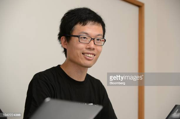 Tomohiro Fukuzawa director of Cartivator speaks during an interview in Tokyo Japan on Tuesday Sept 11 2018 Toyotabacked Japanese venture Cartivator...