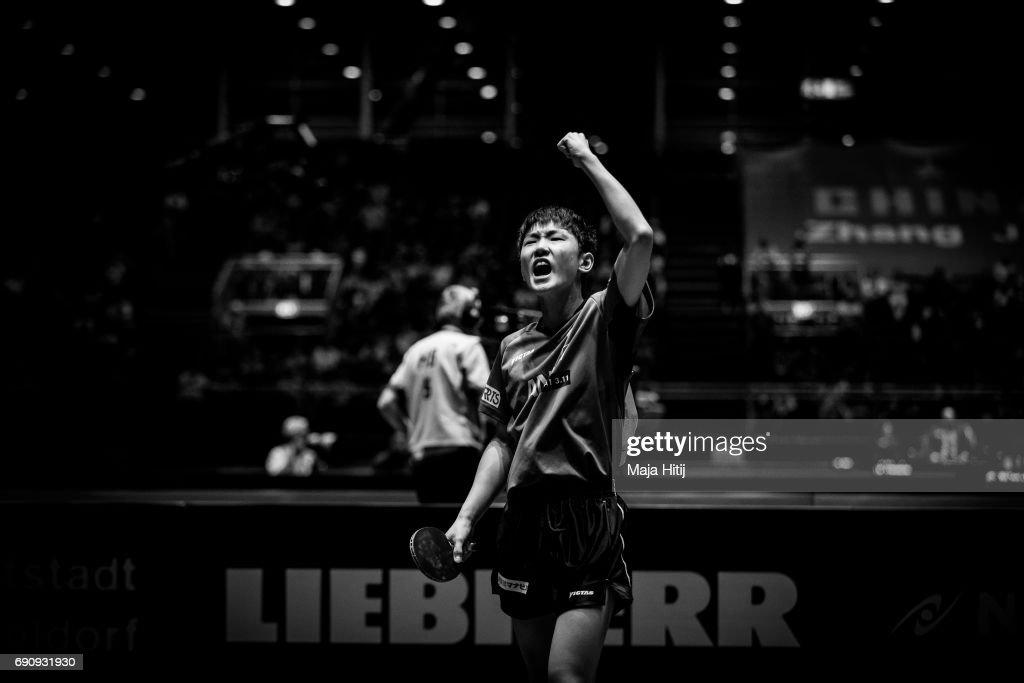 Table Tennis World Championship - Day 3 : ニュース写真