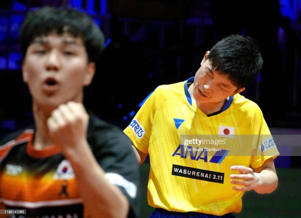 HUN: ITTF World Table Tennis Championships - Day 5