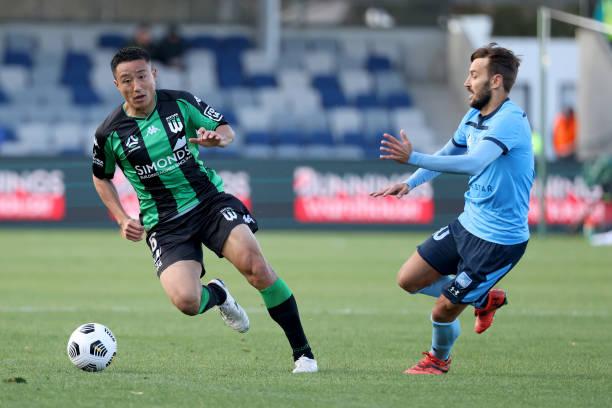 AUS: A-League - Western United v Sydney FC