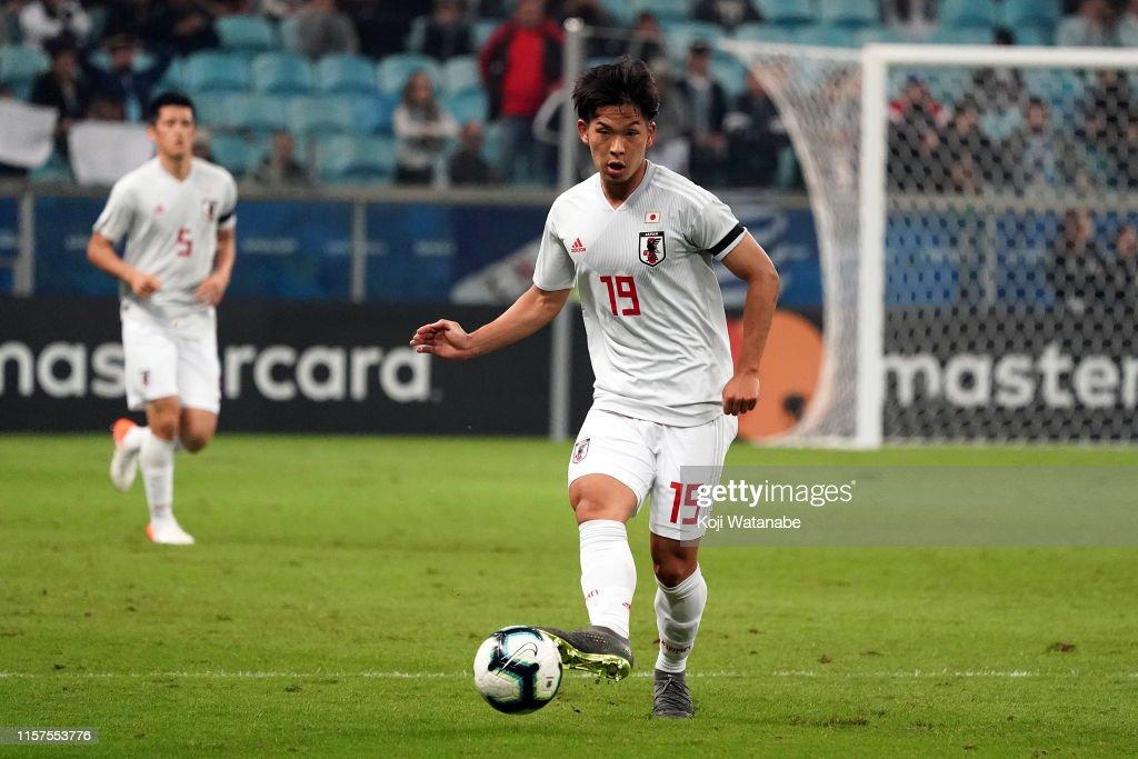 Uruguay v Japan: Group C - Copa America Brazil 2019 : ニュース写真
