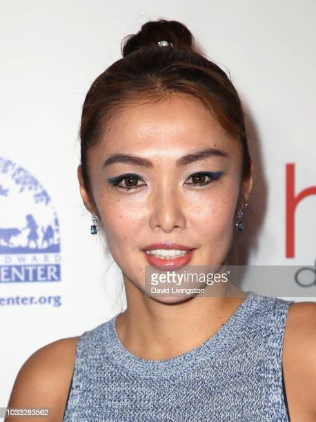 Tomoko Kurono attends the 2018 Daytime Hollywood Beauty Awards at Avalon on September 14 2018 in Hollywood California