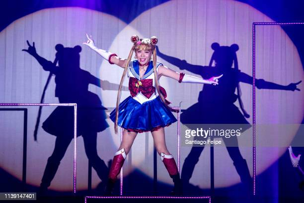 331 Sailor Moon Photos And Premium High Res Pictures Getty Images