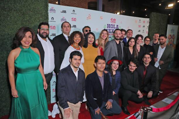 "CA: 13th Annual Hola Mexico Film Festival - Opening Night Premiere Of ""Perdida"""
