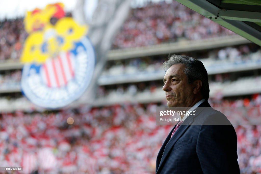 Chivas v Atlas - Torneo Apertura 2019 Liga MX : Fotografía de noticias