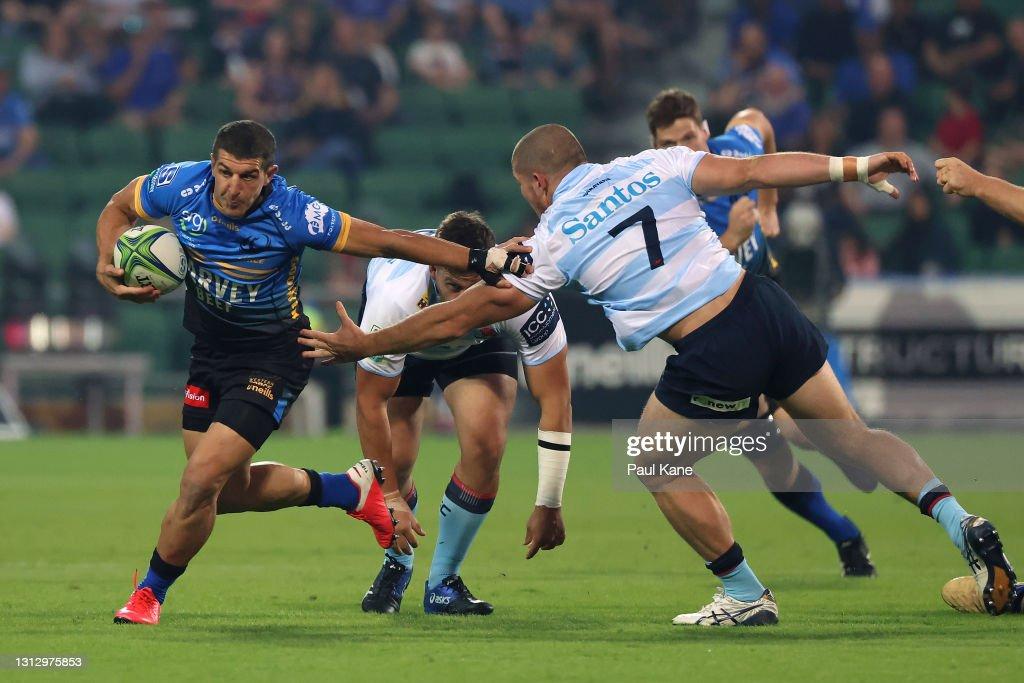 Super Rugby AU Rd 9 - Force v Waratahs : News Photo