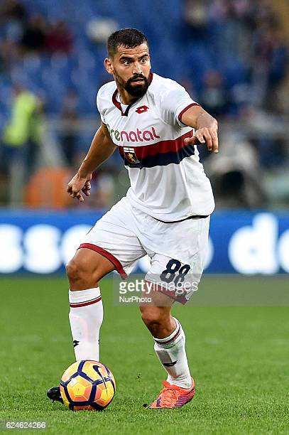 Toms Rincn of Genoa during the Serie A match between Lazio v Genoa on November 20 2016 in Rome Italy