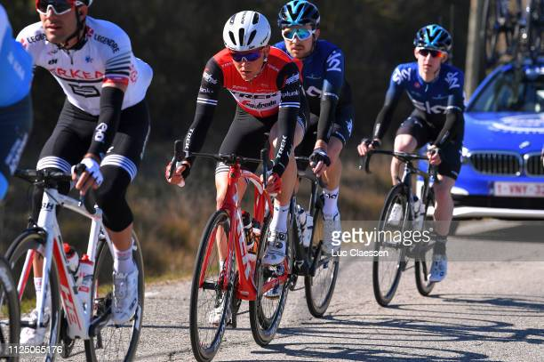 Toms Skujins of Latvia and Team TrekSegafredo / during the 4th Tour de La Provence 2019 Stage 2 a 1956km race from Istres to La Ciotat Boulevard...