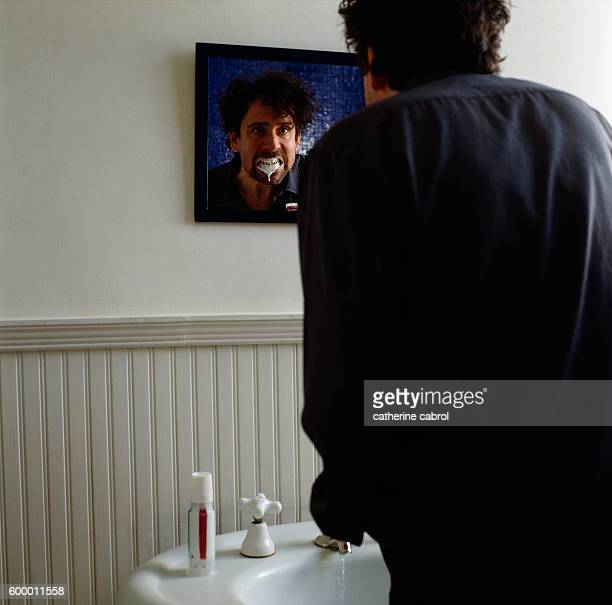 ''TomuhSorryTim' In spite of my stammering entrance I feel at ease in the sophisticated bathroom of his Los Angeles office Provocative and pleasant...
