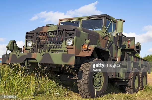 M108 2-1/2 ton Wrecker Truck