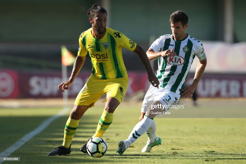 Vitoria Setubal v CD Tondela -  League Cup