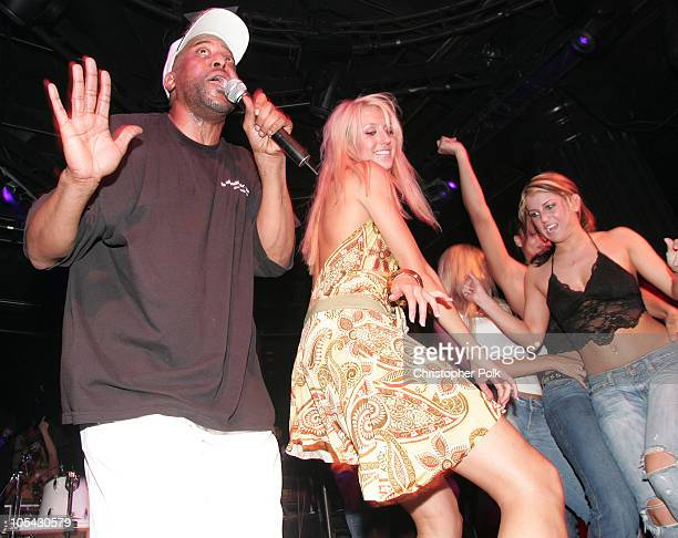 Tone Loc during Hard Rock Hotel and Casino 10th Anniversary Weekend in Las Vegas, NV, United States.