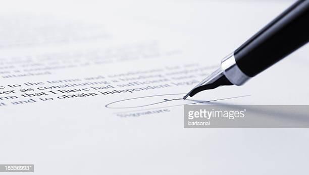 Toned Signature