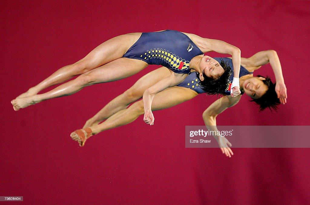 XII FINA World Championships - Diving : News Photo