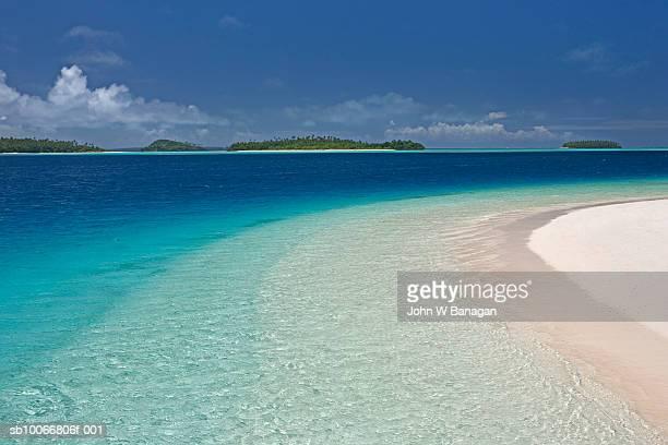 tonga, vava'u islands, beach - tonga stock pictures, royalty-free photos & images